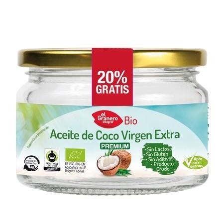 Aceite de Coco Virgen Extra, 250ml