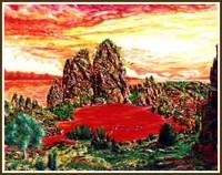 Ener-chi art Sangre