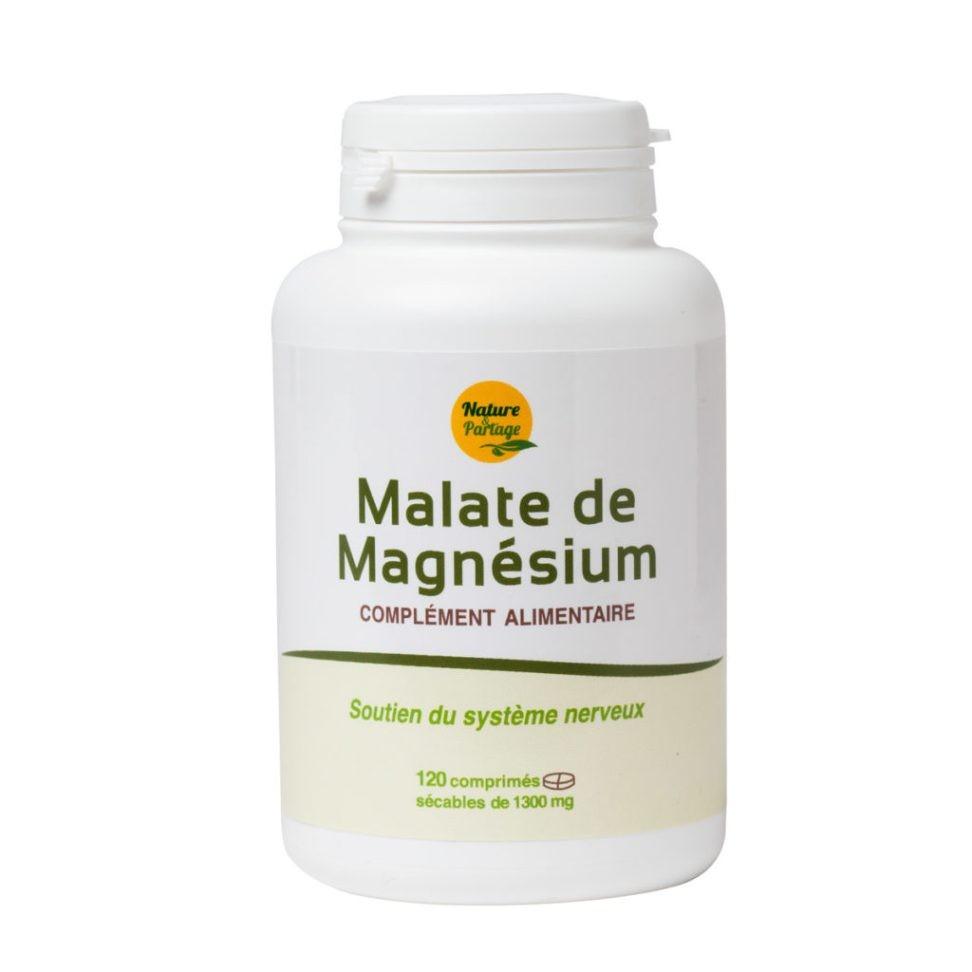 Malato de Magnesio - Magnesium malate