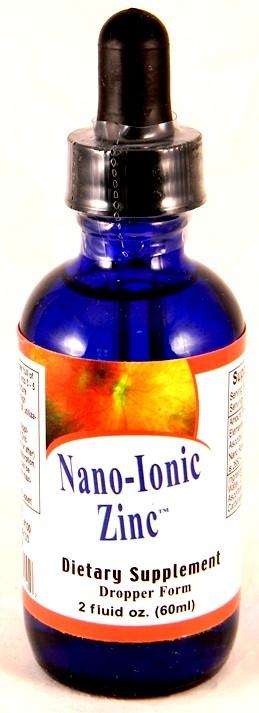 Nano Ionic Zinc