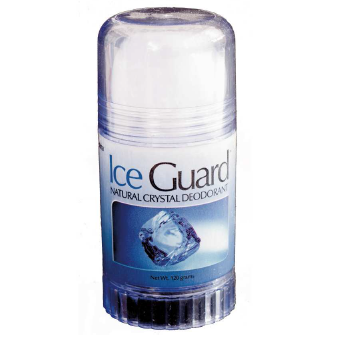 Piedra Desodorante Ice Guard Barra