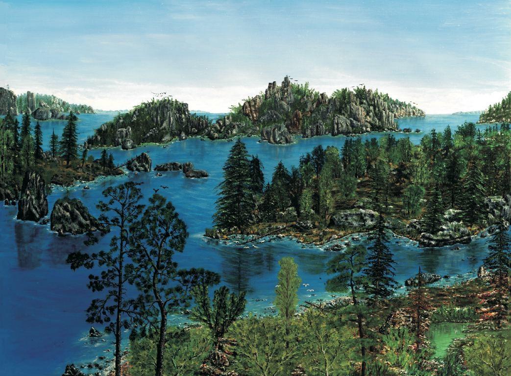 Ener-chi Art Tierra: Reino Vegetal