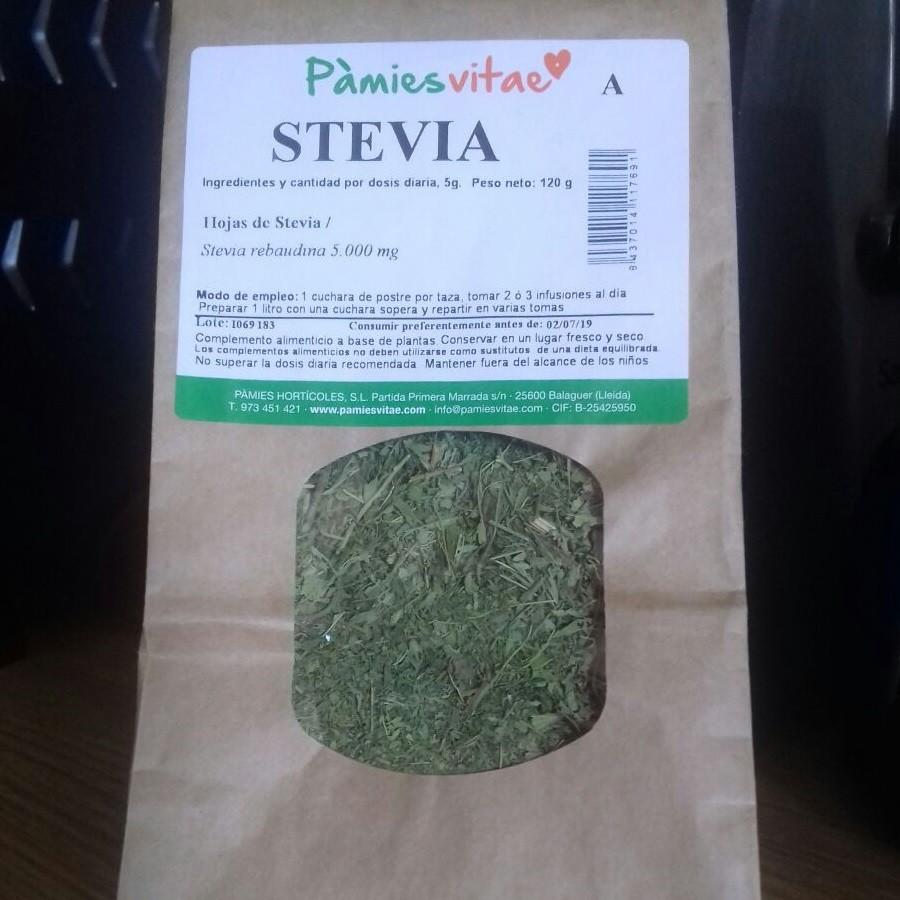 Stevia - 120 gramos