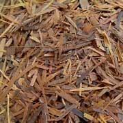 Lapacho Pau d'Arco , cáscara seca rallada