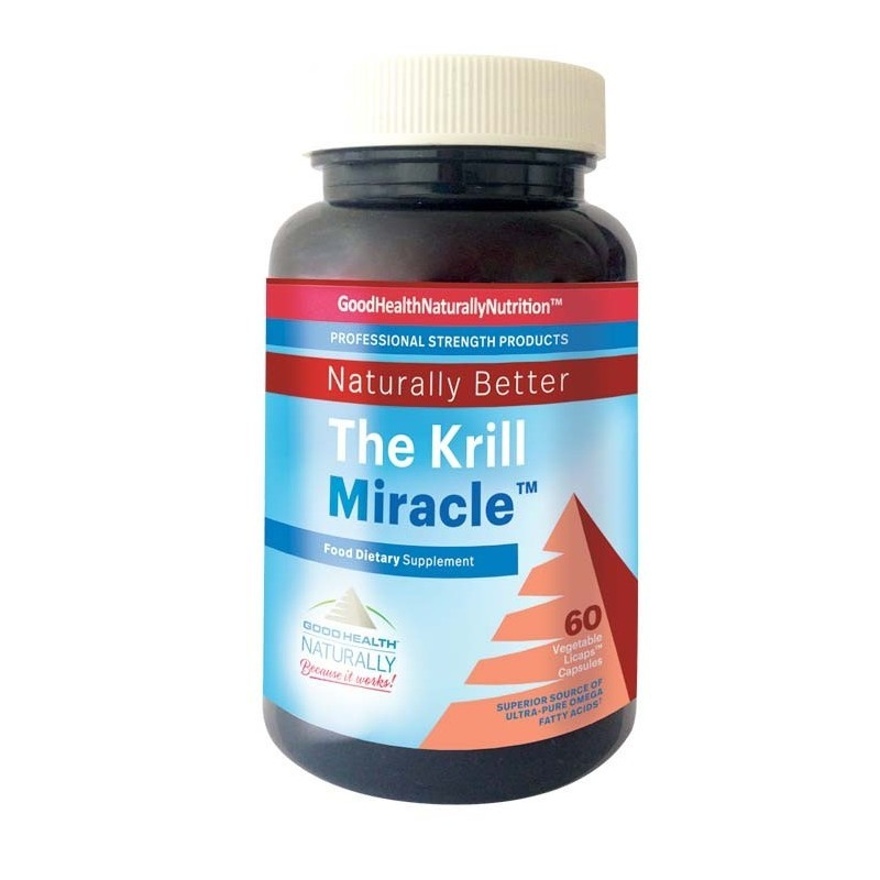 Krill Oil - The Krill Miracle™