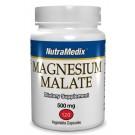 MAGNESIUM MALATE, 120 CAP. 520 mg